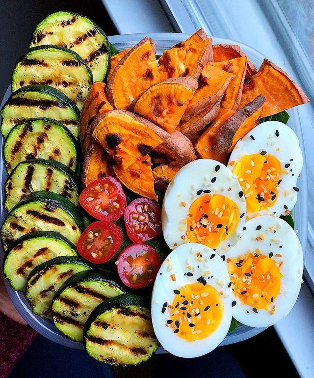 Healthy Meal Prep Breakfast - Choosing Balance