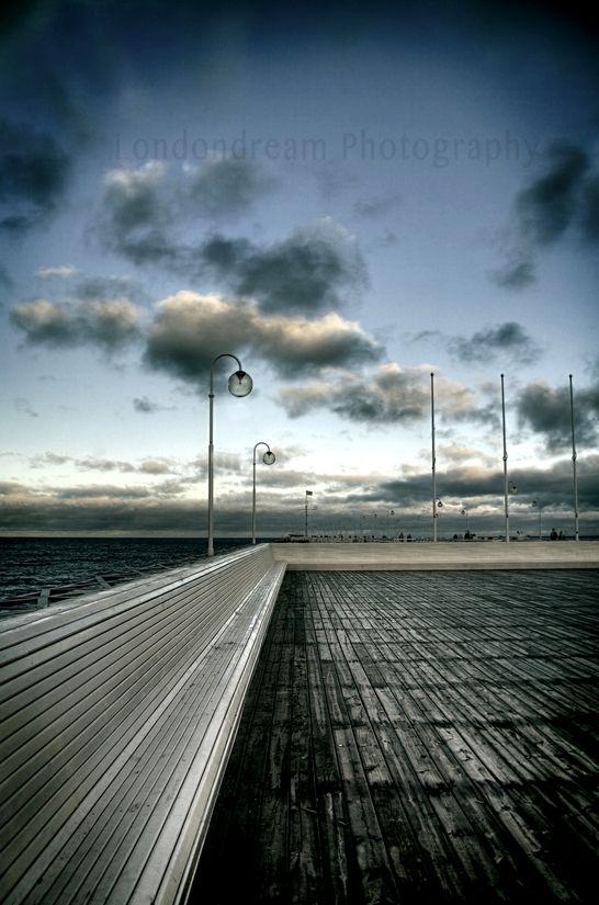 Sopot Pier, Poland.