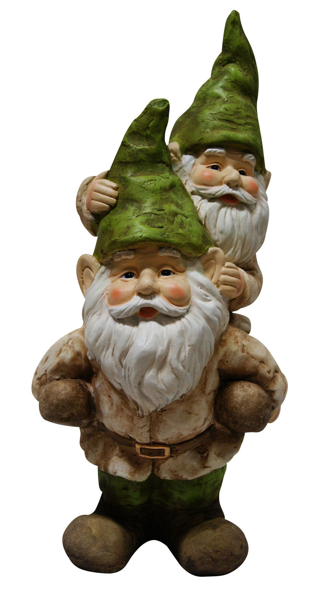 Alpine 2 Gnomes Playing Garden   The Home Depot
