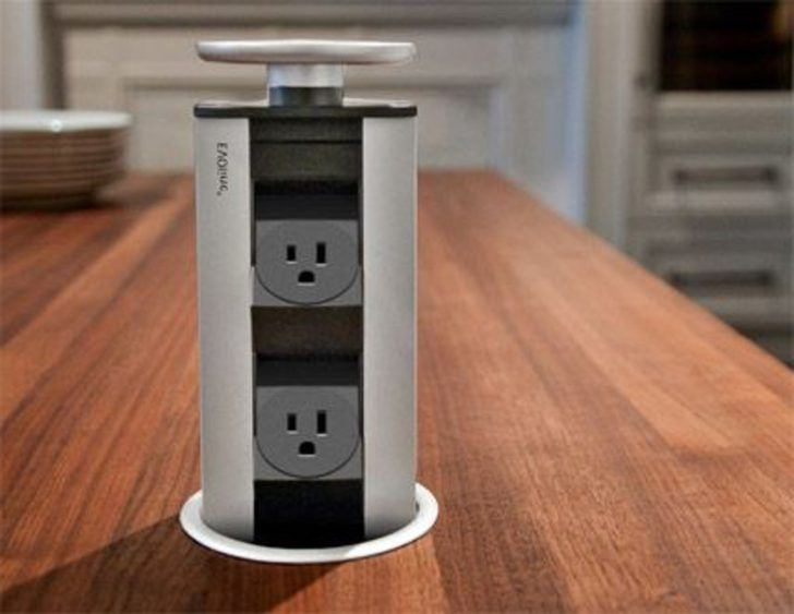 Electrical Wiring Wiring A Kitchen Island Electrical Outlets