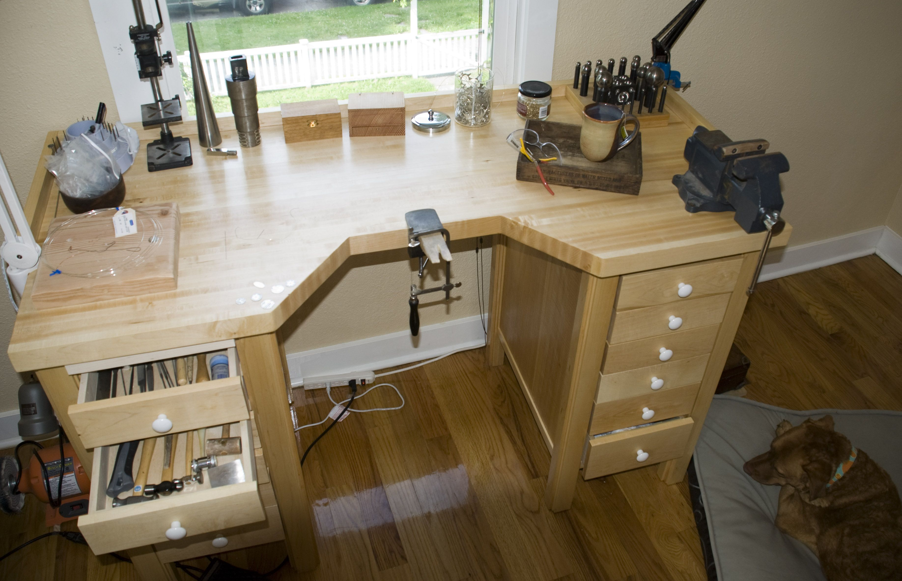 The Most Valuable Thing I Own Woodworking Shop Jewelers