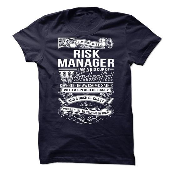 RISK MANAGER T-SHIRTS, HOODIES (21.99$ ==► Shopping Now) #risk #manager #shirts #tshirt #hoodie #sweatshirt #fashion #style