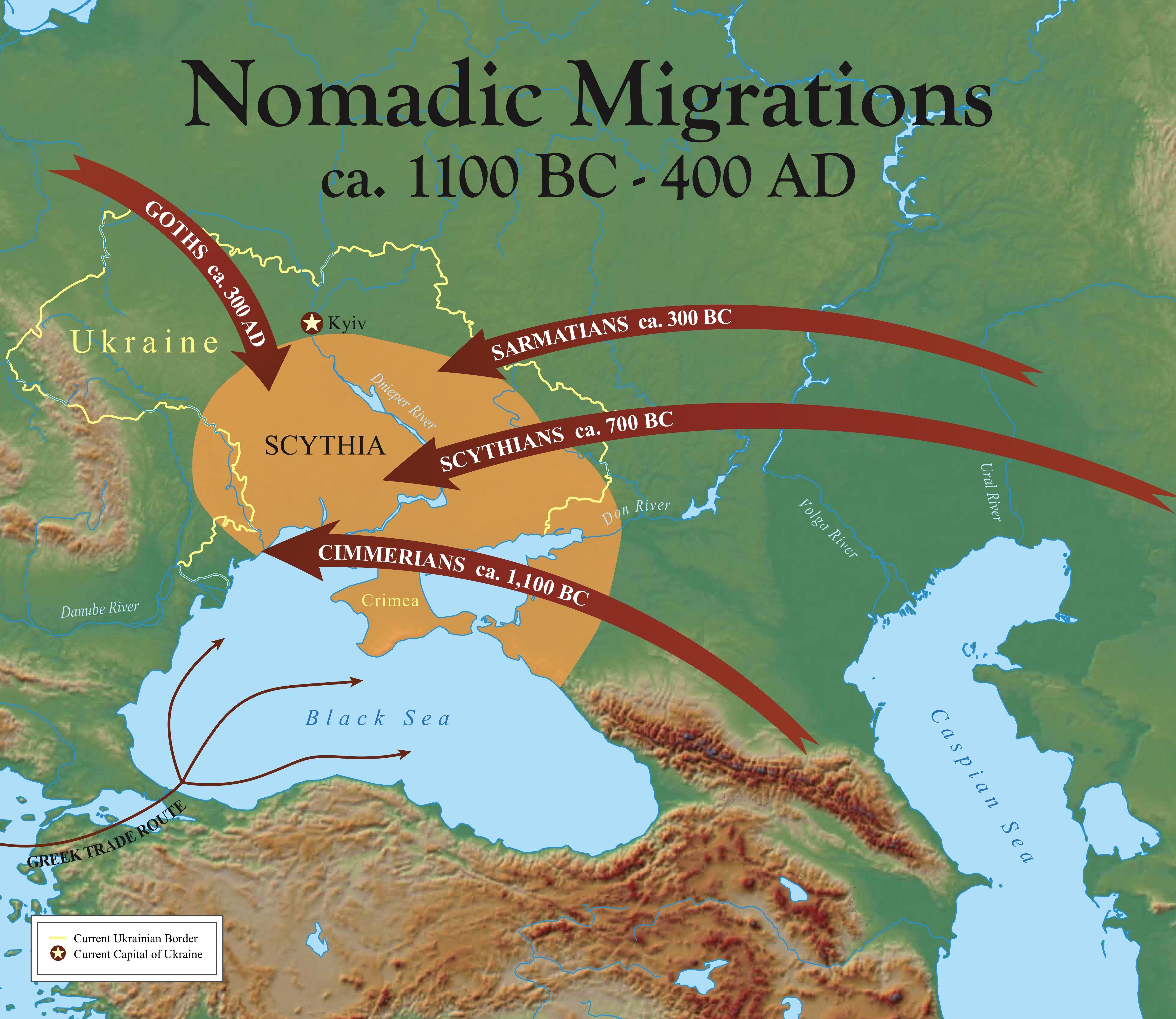 Of European Eurasian And Russian