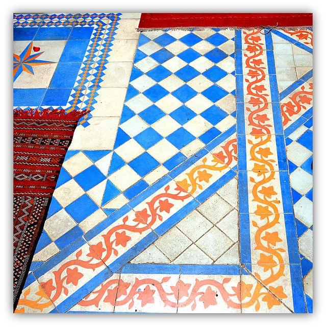 Resultado de imagen de mosaic Riad