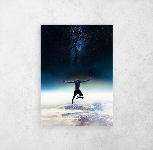#surreal #surrealprint #surrealart #astro #space #   Displate thumbnail