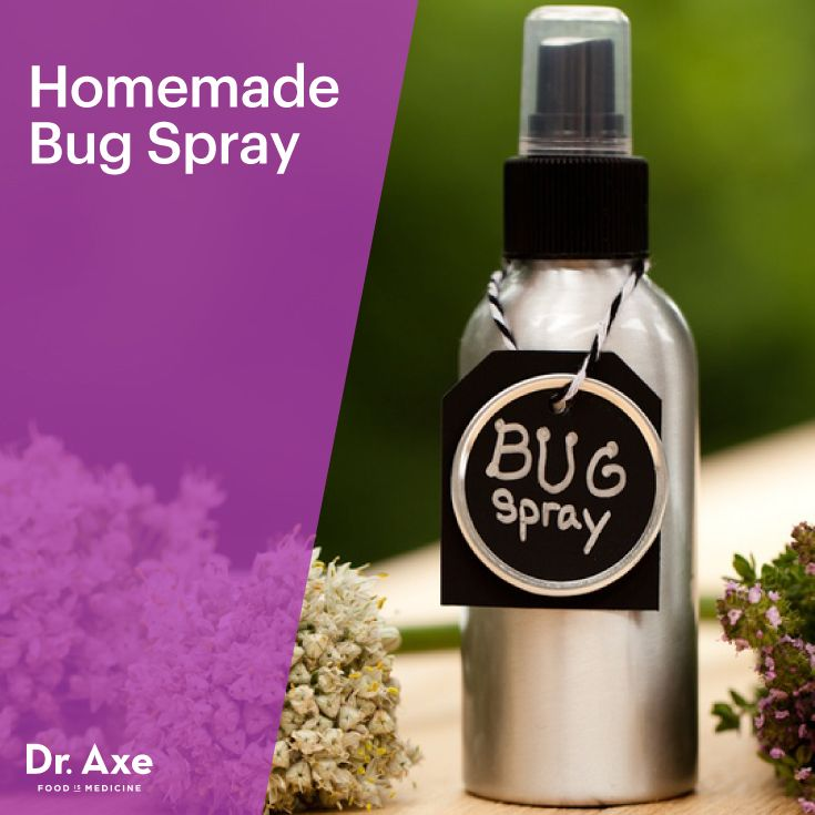 Homemade Bug Spray Recipe Homemade Bug Spray Bug Spray Recipe