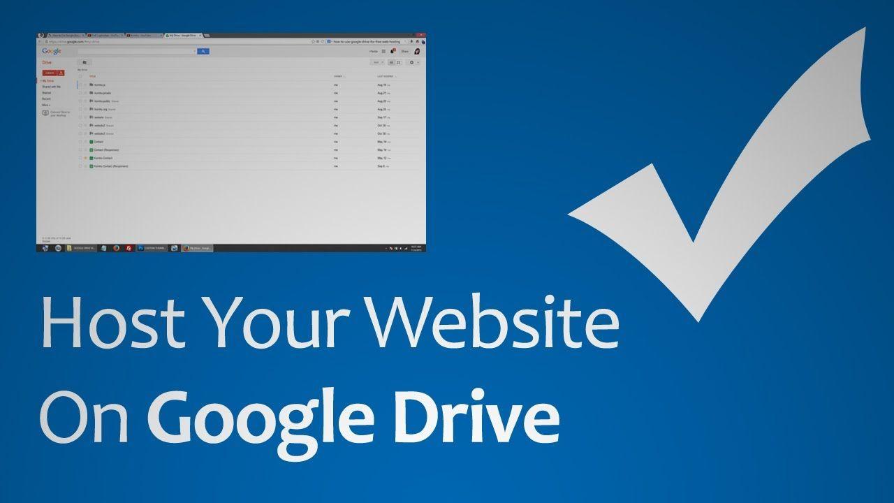 13+ Hosting di google drive ideas