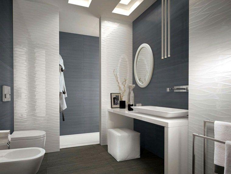 Idée carrelage salle de bain d\'inspiration design | Design