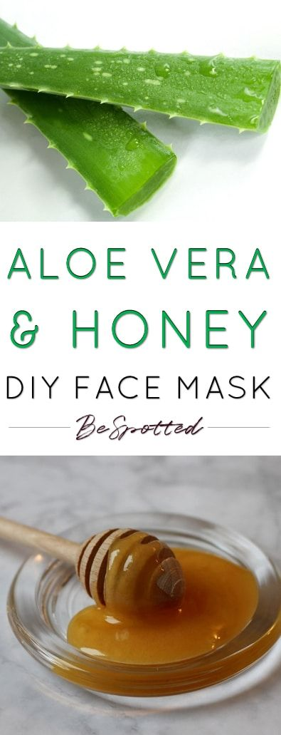 Photo of Aloe Vera and Honey Mask – A Super Hydrating DIY Face Mask