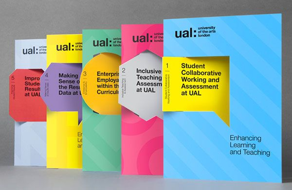 Design Projects Ideas 20 Best Examples Of Brochure Design Projects For
