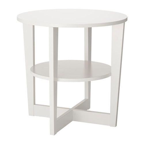 Us Furniture And Home Furnishings White Side Tables Ikea