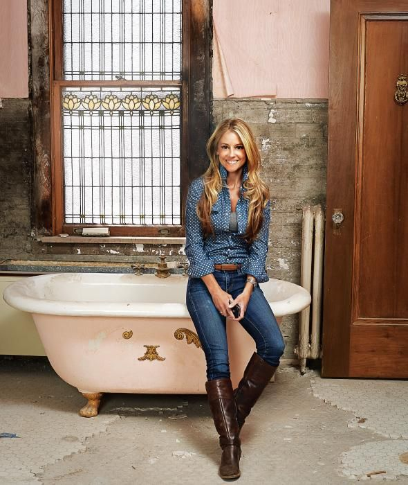 Nicole Curtis: Rehabber On A Mission