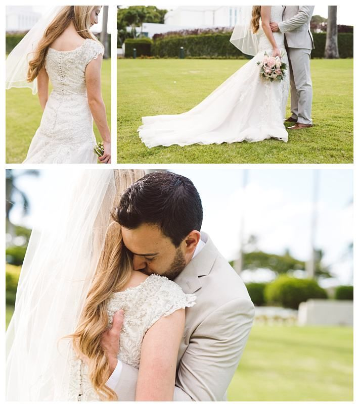 LDS Destination Wedding In Hawaii