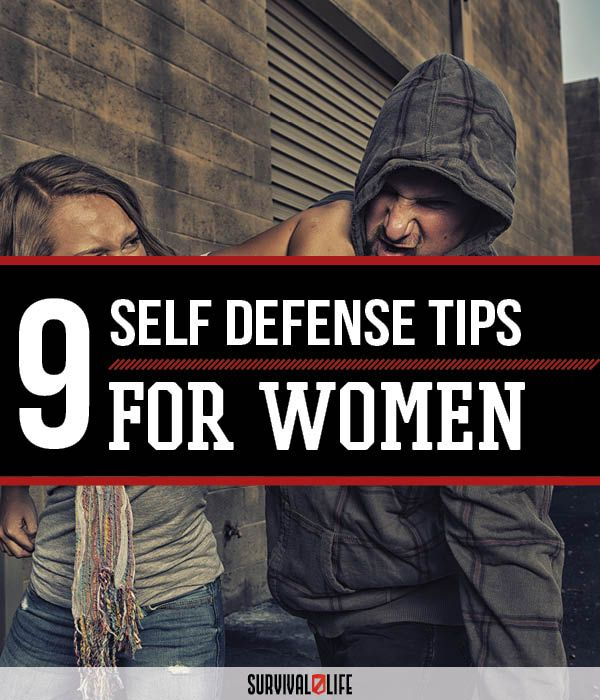 Self Defense Skills That Every Woman Should Know