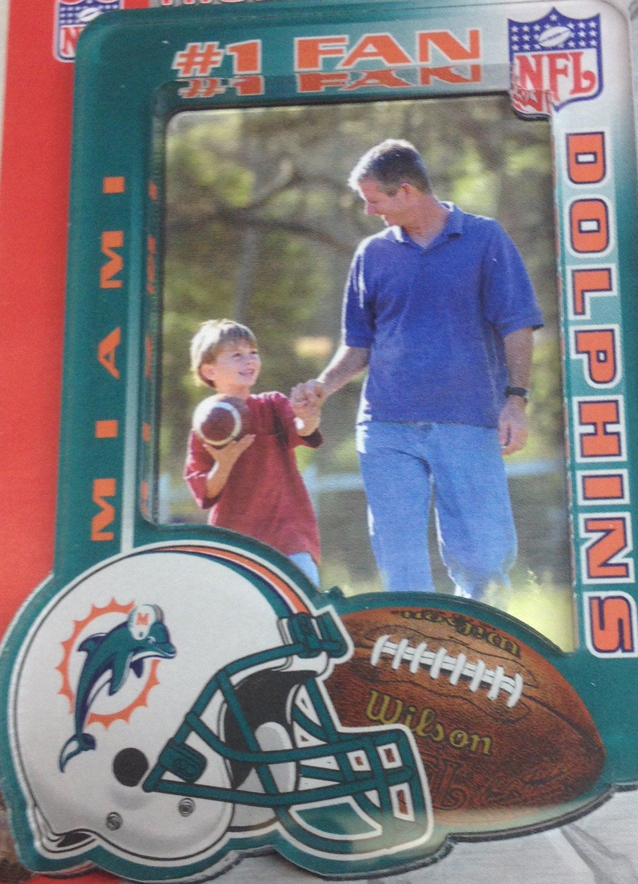 Miami dolphins magnetic photo picture frame miami dolphins miami dolphins magnetic photo picture frame jeuxipadfo Choice Image