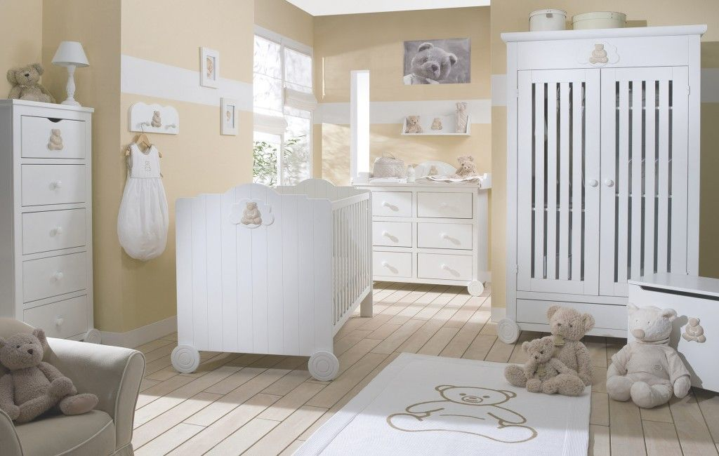 16 Beautiful Baby Rooms That Will Give You Ideas Chambre Bebe