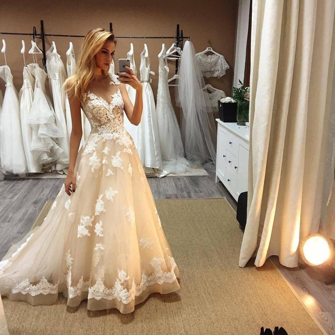Custom wedding dress designers  Sweet style fashion love wedding  Weddings  Pinterest  Sweet
