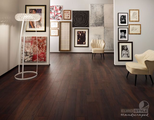 Love The Laminate Floor For My Dining Room And Living Room Piso Laminado Pisos Laminados Oscuros Pisos