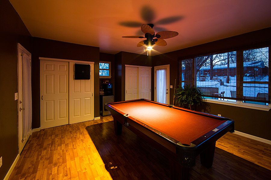 Great Gift for Birthday /& Father/'s Day! Cool Anchor Custom Pool and Billiard Cue Ball