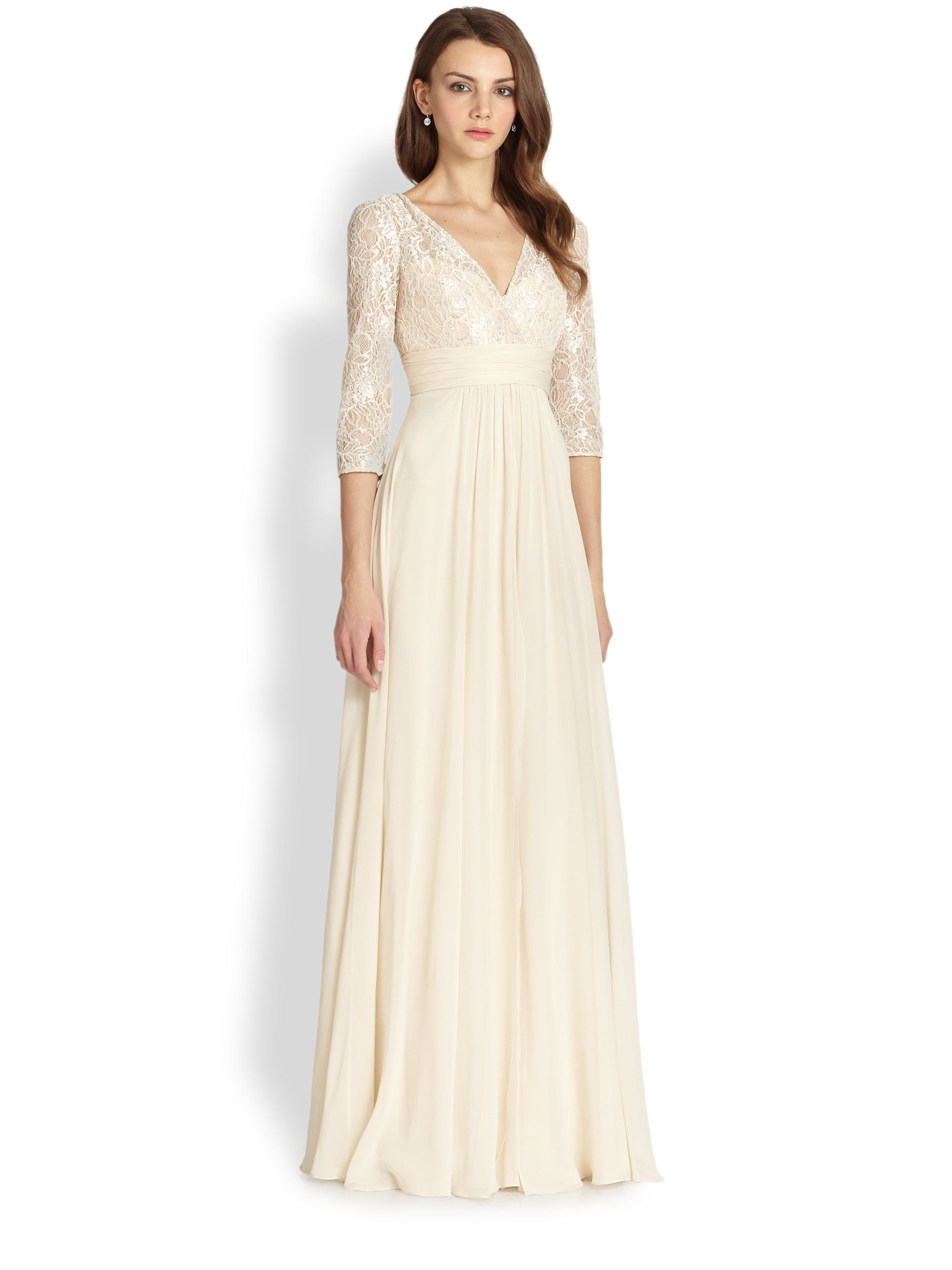 Elegant Chiffon Of The Bride Groom Dresses For Mother | Wedding ...