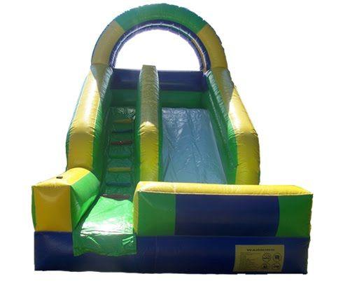 16ft Water Slide Rentals Columbus Ga Inflatables Bounce Houses Party Rentals Water Slide Rent M Water Slides Water Slide Rentals Inflatable Bounce House