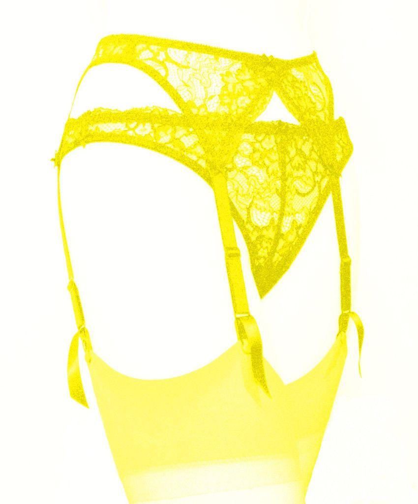 4044205a7 yellow garters belts - Google Search