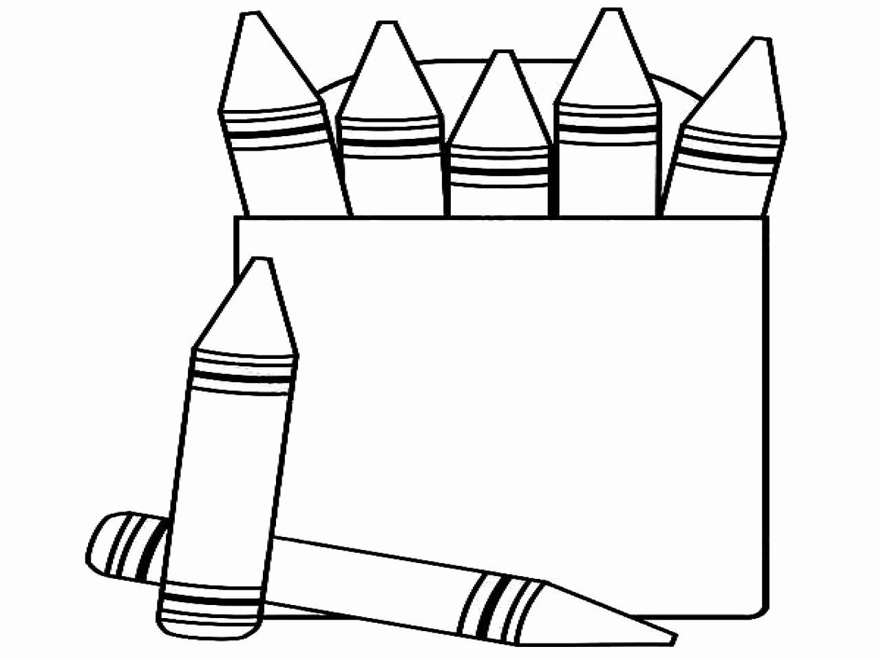 Crayon Coloring Pages Printable In 2020 Coloring Books Coloring