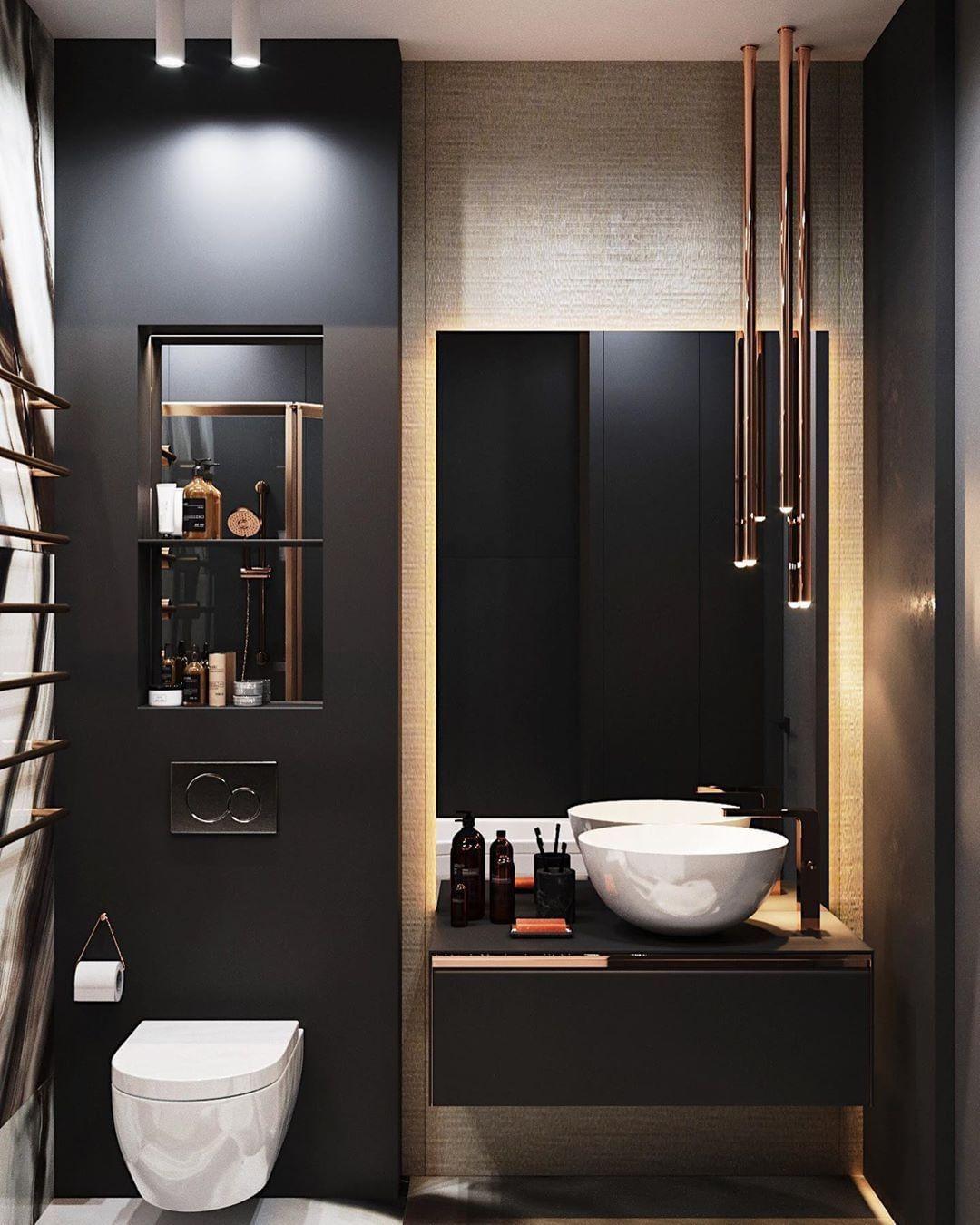 9 Budget Friendly Bathroom Decoration Ideas Mymove In 2021 Modern Bathroom Design Bathroom Design Decor Easy Bathroom Decorating Amazing concept modern bathroom
