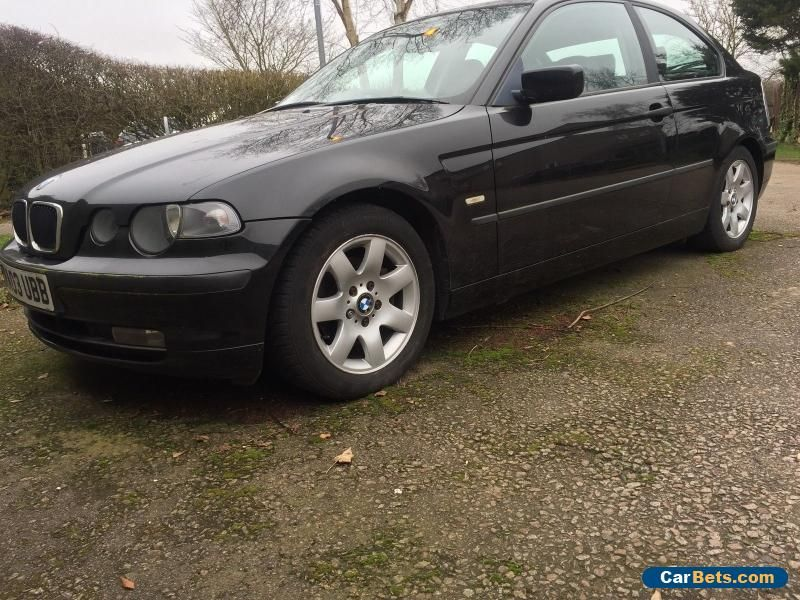 2003 BMW 318 TI SE COMPACT BLACK #bmw #318tisecompact #forsale ...
