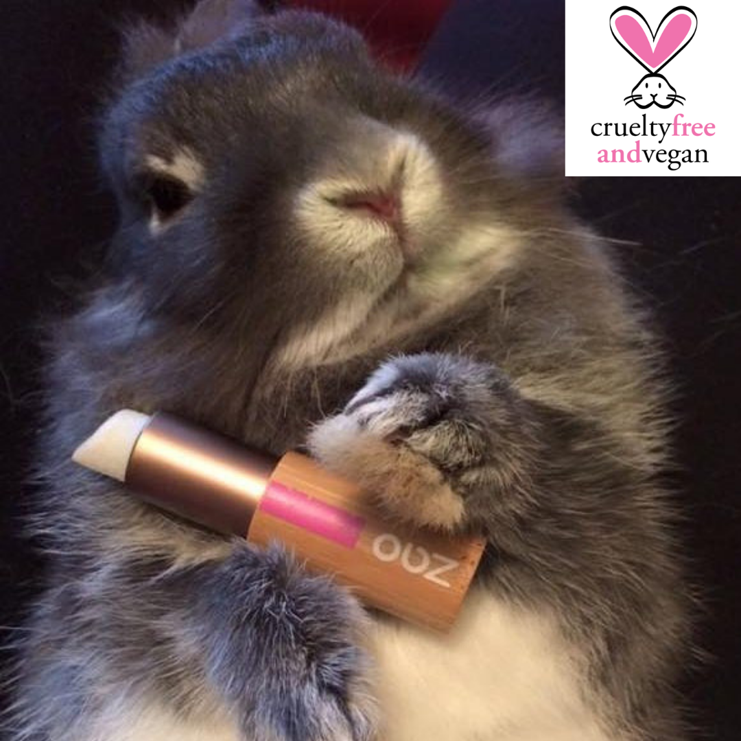 Zao cosmetics were until now certified Cruelty free 🐰 by