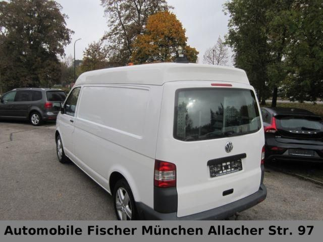 vw t5 transporter mhd lang 4m atm 60 km transporter kastenwagen hochdach in m nchen gebraucht. Black Bedroom Furniture Sets. Home Design Ideas