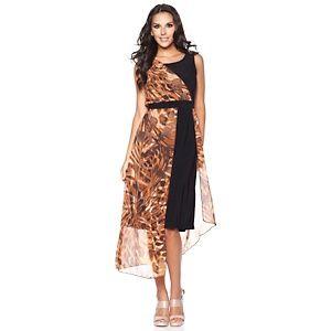 Antthony Viva Dolce Chiffon Dress at HSN.com.
