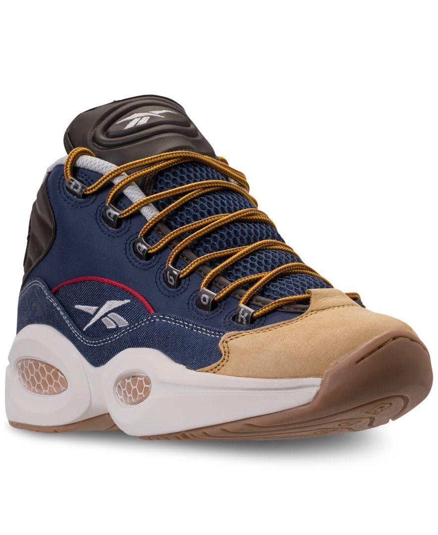 Allen iverson shoes
