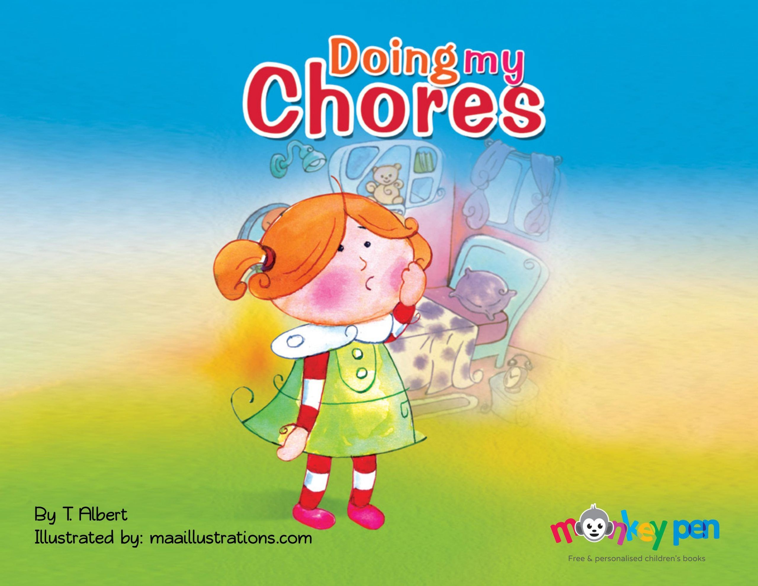 Doing My Chores English Story For Kids English Stories For Kids Stories For Kids English Story