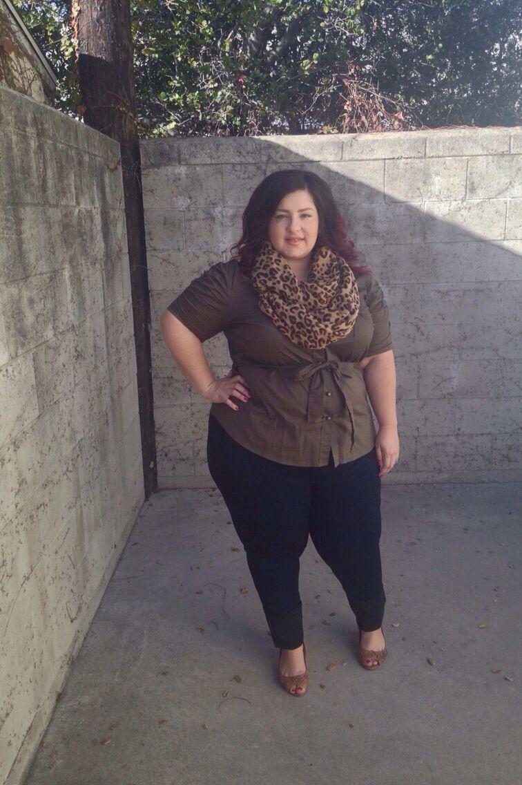 Fat latina girl