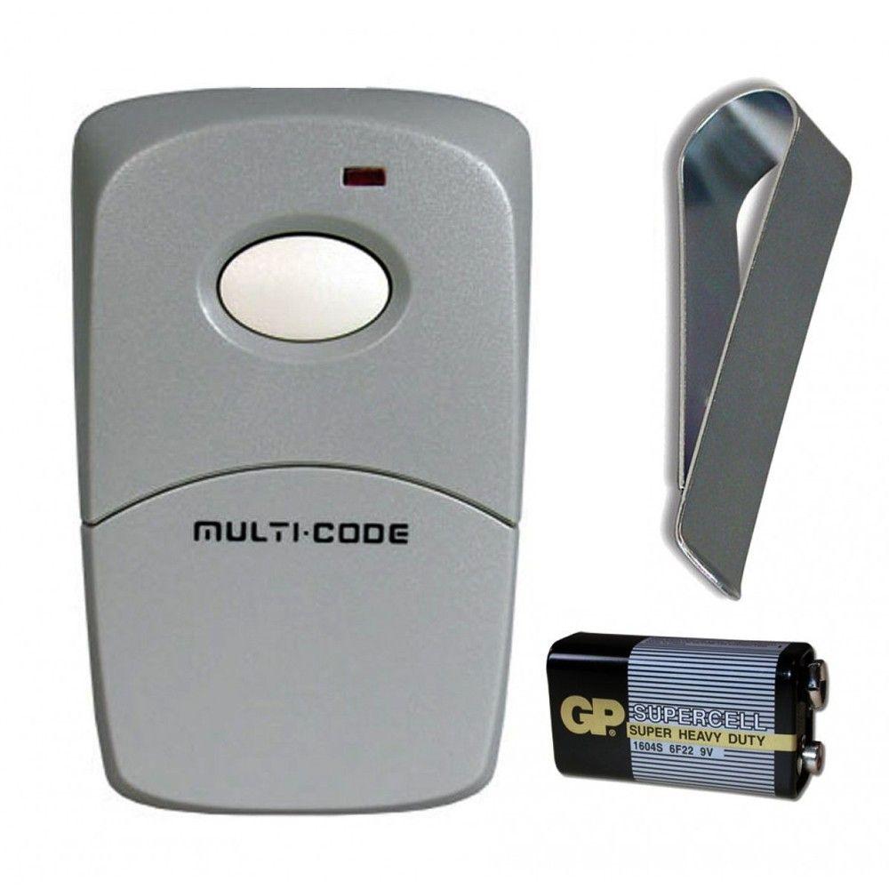 Linear 3089 Multi Code Remote Mcs308911 308911 Transmitter Garage Gate Opener Rp 14 11 Sp 11 27 Garage Door Remote Garage Gate Diy Online