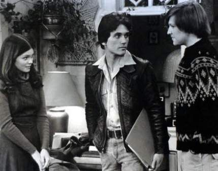 Valerie Bertinelli Scott Colomby And John Putch One Day At A Time Valerie Bertinelli Tv Land Movie Tv