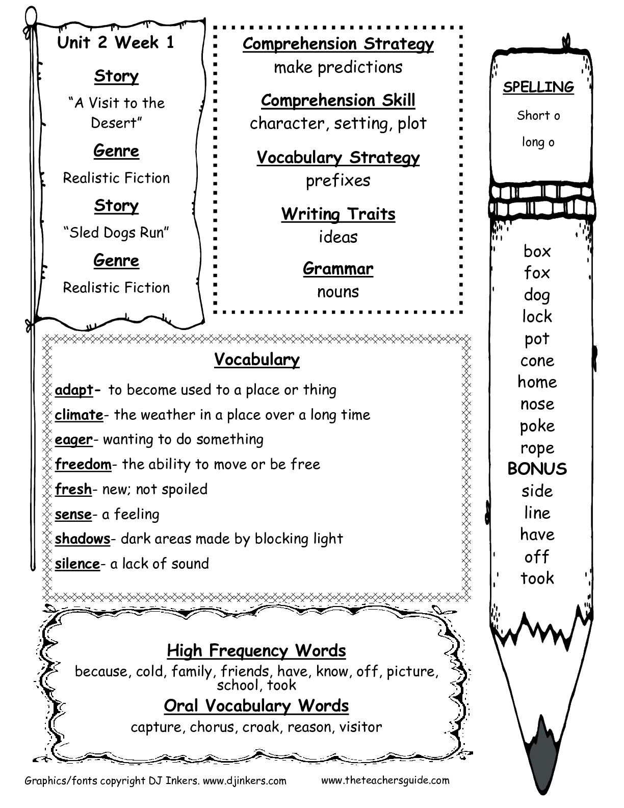 Hurricane Math Worksheet