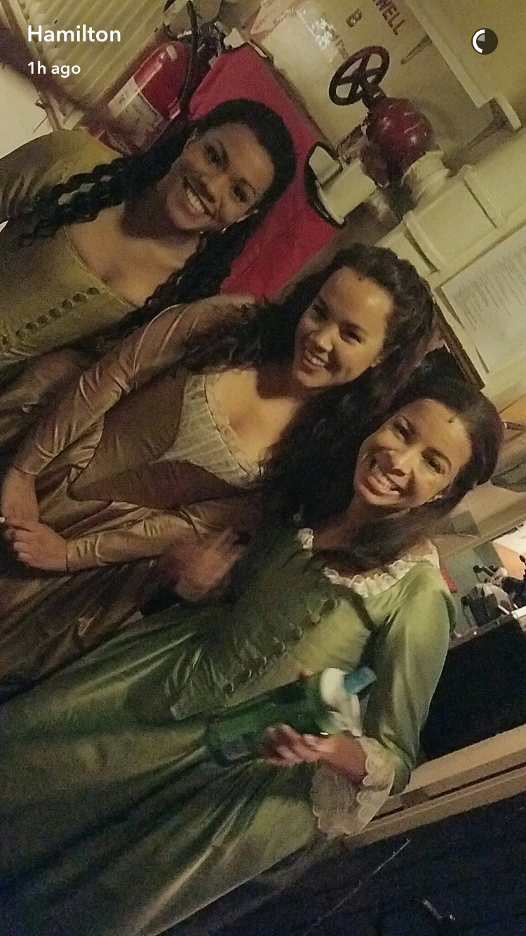 Alysha, Elizabeth, and Lexi