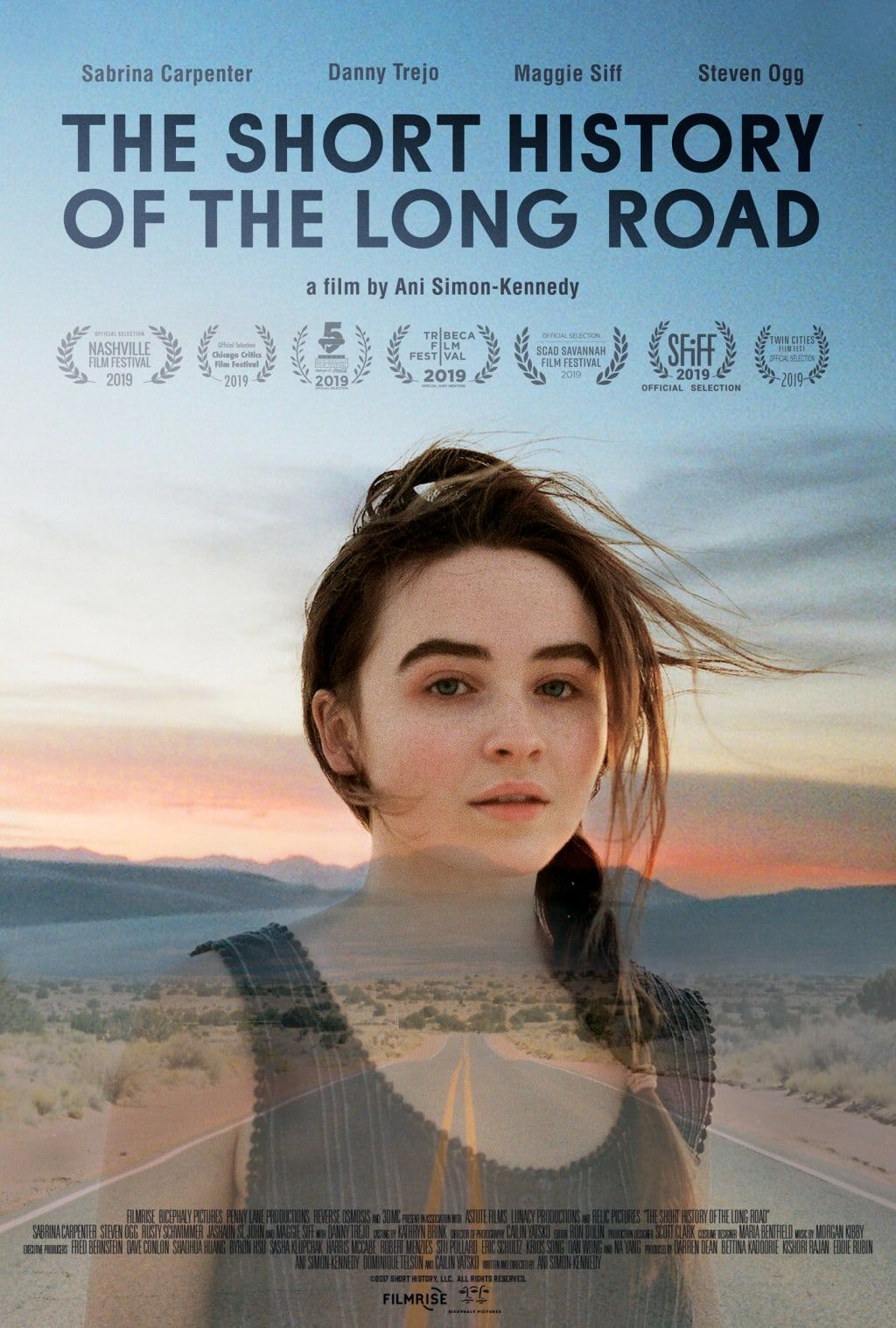 Review The Short History Of The Long Road Movies By Genre Sabrina Carpenter Movies