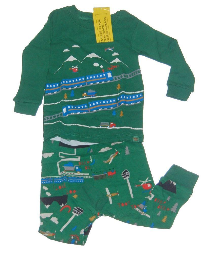 NWT Baby Gap Flamingo Print One Piece Pajamas PJs Sleeper Toddler Girl