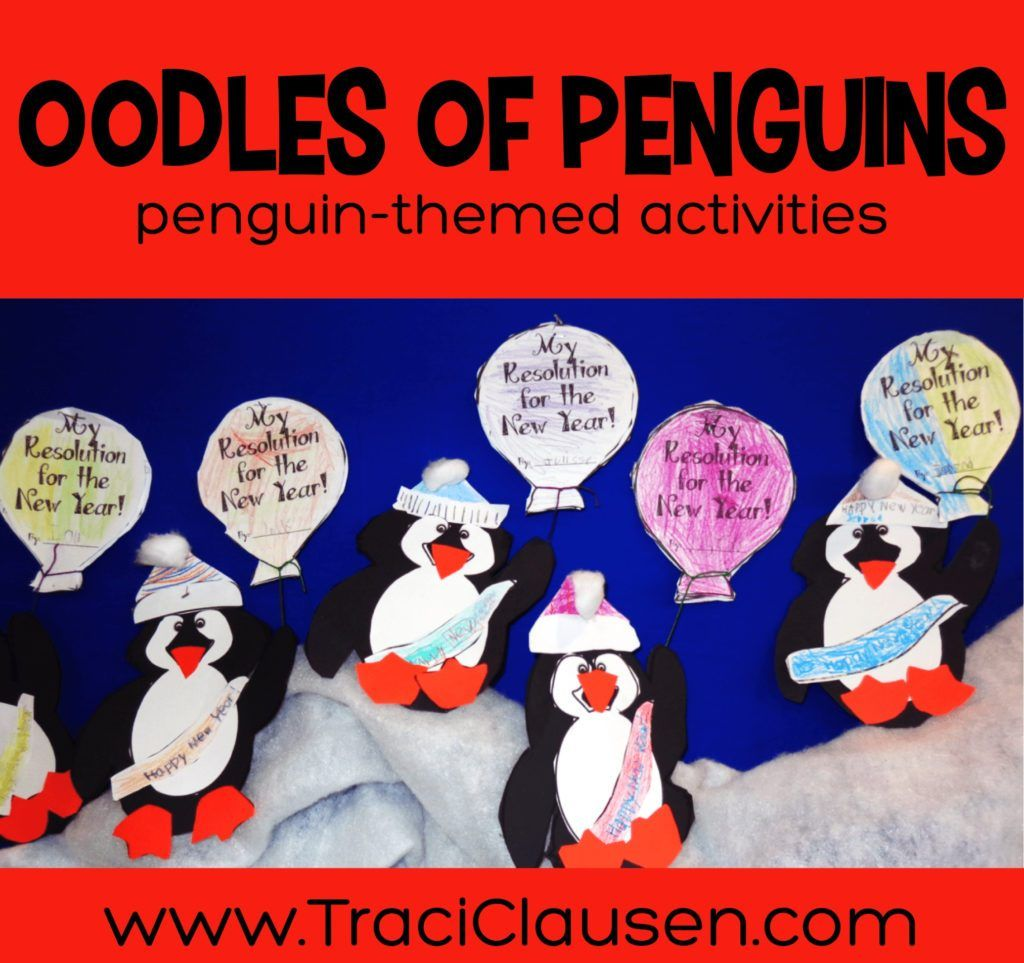 Penguins And How To Teach Narrative Writing