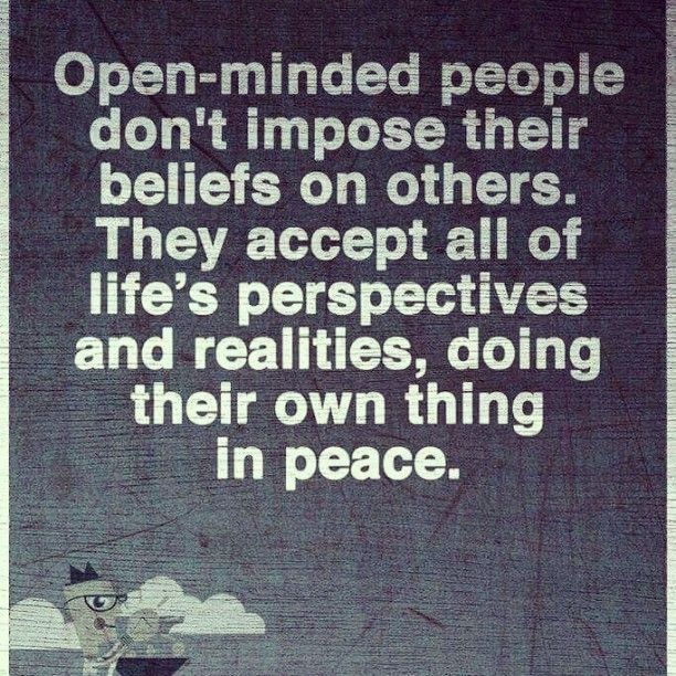 Shashankadler Close Minded Quote Quotes To Live By Mindfulness Quotes