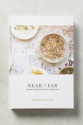 Chef and photographer Heidi Swanson traveled the globe to assemble this mouthwatering assortment of 120 vegetarian dishes.