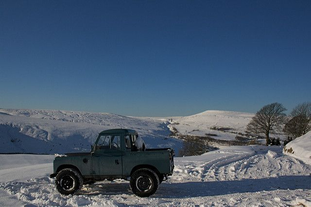 MY LAND ROVER series 3   Flickr - Photo Sharing!