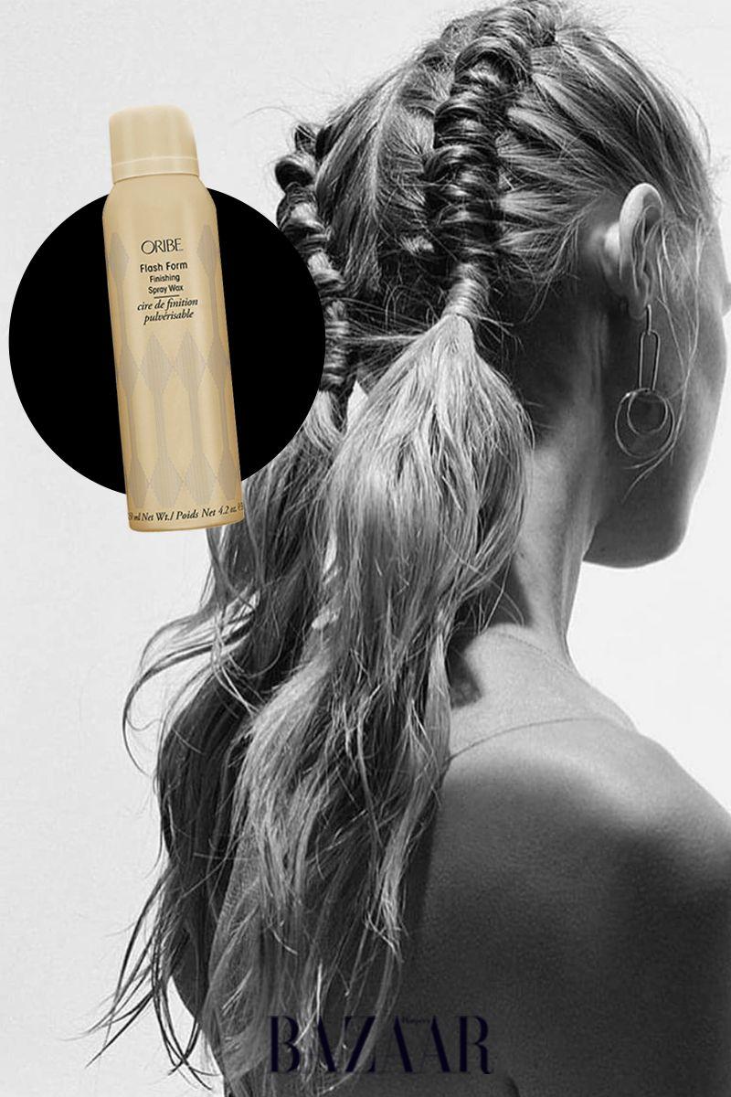 Haarwachs So Sind Lange Haare Perfekt Gestylt