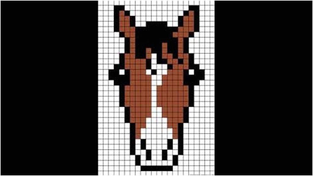 Coloriage Pixel Art A Imprimer Gratuit 70 Meilleur De Image