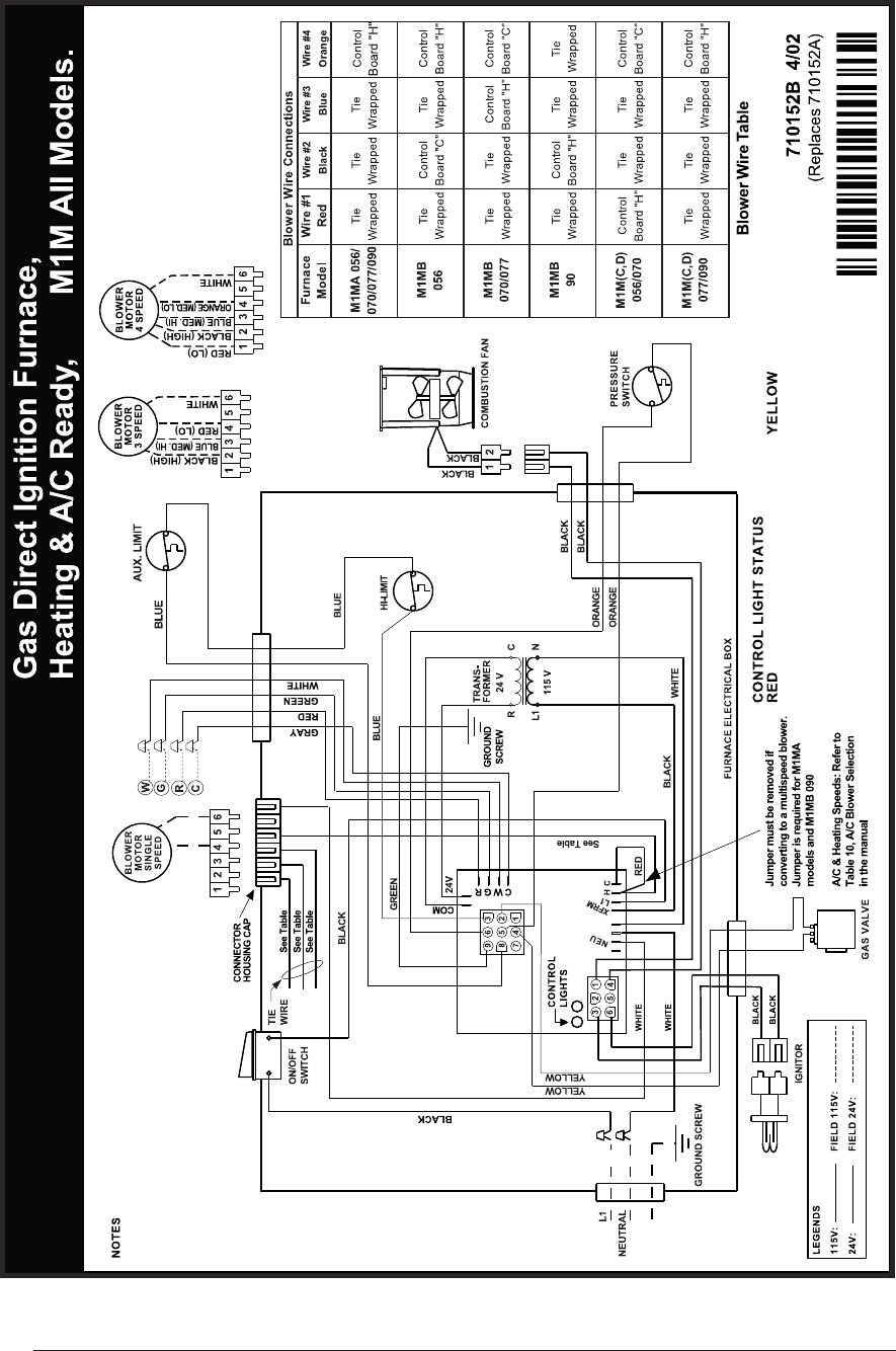 Wiring Diagram Connecting Honeywell Humidifier To Carrier Furnace Bright