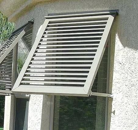 pictures of outside aluminum window awnings metal cheap ...