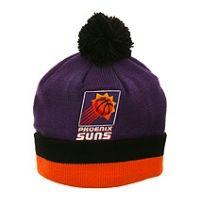 Phoenix Suns KE31z Knit Beanie by Mitchell and Ness